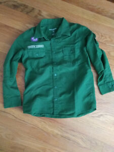 Scouts Shirt - Size Large $15