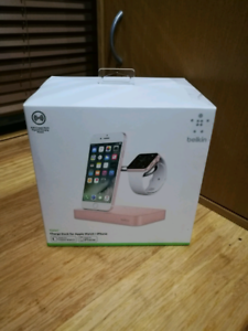 IPhone and Apple watch CHARGER ONLY!!