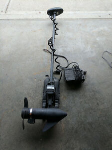 Minn kota 55 lb thrust 12 volt
