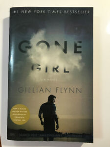 Gone Girl Book - New