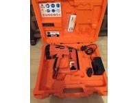 Paslode im65 f16 lithum second fix nail gun