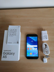 Samsung Galaxy A5 factory unlocked