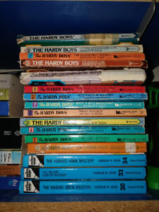 Hardy Boys = Assorted