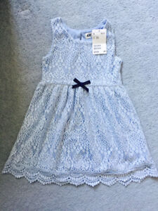 H&M Girl Summer dress upto 4T   ( brand new with tag on )