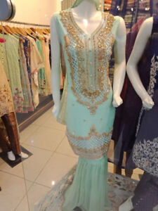 Pakistani 3 piece casual to formal party wear