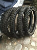 Enduro tires