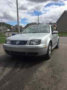 ***À QUI LA CHANCE? Volkswagen Jetta 2007 City Bas kilométrage** Saguenay Saguenay-Lac-Saint-Jean image 1