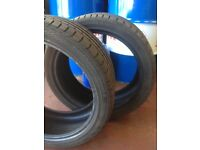 2354019 - 2x Continental ContiSportContact 3 (part worn)