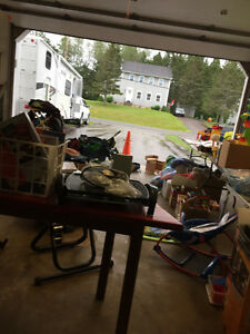 Large Garage sale, 103 Retson Drive in Bible Hill