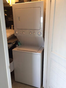 Frigidaire washer/dryer