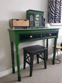 Dressing table eclectic