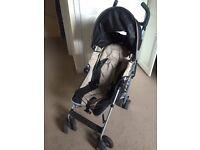 MacLaren folding buggy stroller
