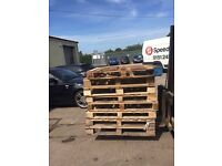 Wooden Pallets, Fire Wood, Garden Project