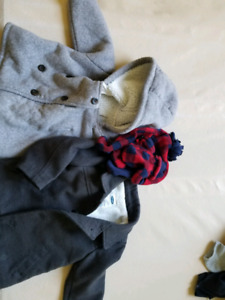 Toddler Boys Fall Jackets