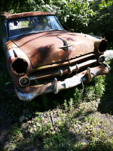 1952 Mercury meteor 2dr sedan for parts