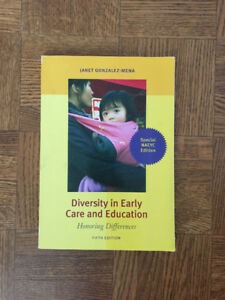 Diversity in Early Care and Education- 5th ed.