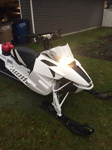 2013 Arctic Cat m8 TRADE