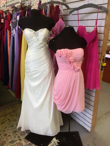 Prom, Grad, Special Occasion, Evening & Bridal Dress for SALE! London Ontario image 9