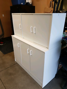 Cabinet Set (Floor and Wall) $50 for all