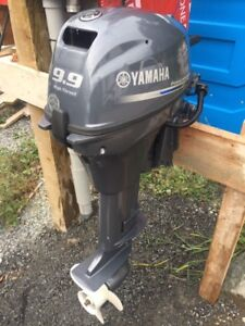 2018 Yamaha 9.9 High-Thrust Long Shaft Outboard