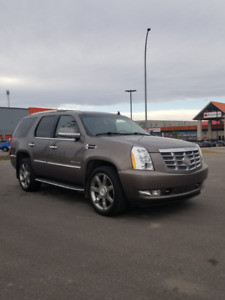 2012 Cadillac Escalade Luxury WINTER BEAST!!