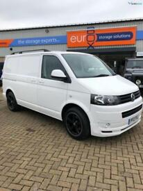 VOLKSWAGEN TRANSPORTER T28 TDI BLUEMOTION TECHNOLOGY White Manual Diesel, 2012