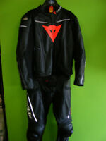 Dainese - 2 piece suit with back protector - Big Size at RE-GEAR Kingston Kingston Area Preview