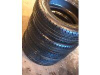 4 brand new Michelin 195/65/15