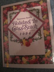 Patterns and books for needlework Windsor Region Ontario image 3