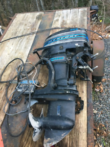 Mercury outboard FOR PARTS ONLY