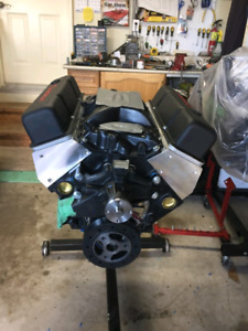 383 small block sbc motor