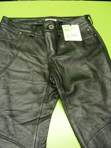 Ladies - NEW Harley-Davidson Leather Pants - Genuine at RE-GEAR