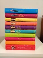 PRETTY LITTLE LIARS SERIES IN HARD COVER