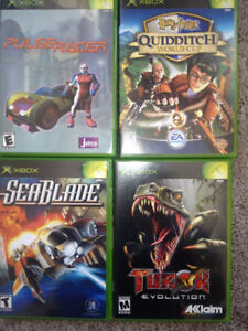 X BOX GAMES FOR SALE