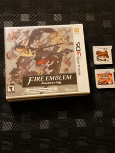 Selling 3  3DS Games