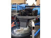 Evinrude 40 hp outboard