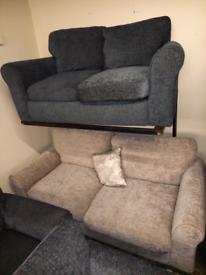 Velvet SOFA Settee £75. £125. £175. CLOSING DOWN SALE. Furniture Super