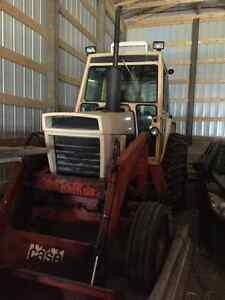 870 Case Tractor