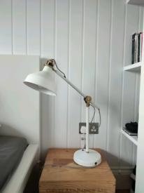 IKEA RANARP lamp in white