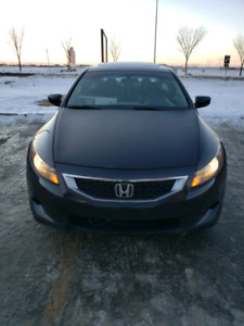 2008 honda accord coupe fully loaded with extras