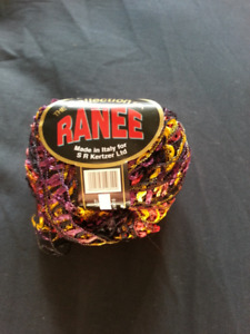 RENEE ... LADDER YARNS ...4 PKS