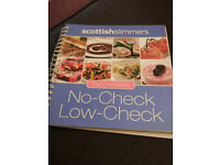 Scottish Slimmer Complete No-Check Low-Check recipe book