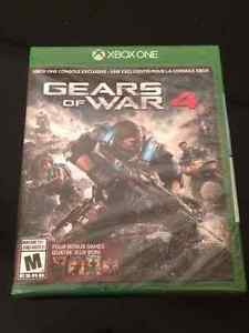 *NEW/SEALED* Gears of War 4 Regular Edition ($65)