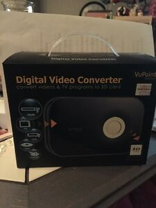 Digital Video Converter - Black (DVC-ST100BZ