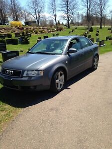 2002 Audi A4 NEED GONE