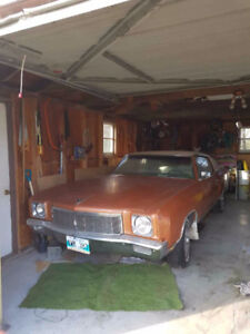 1971 Chevy Monte Carlo for Sale