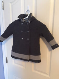 Tommy Hilfiger 2T Girls dressy coat
