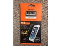 Glass screen protectors for iphone and samsungs