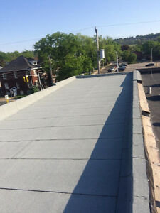 Flat Roofing Repairs, Removal, New Installment & Inspections. London Ontario image 8
