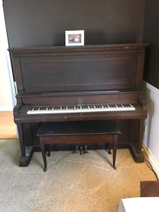 Free stand up piano